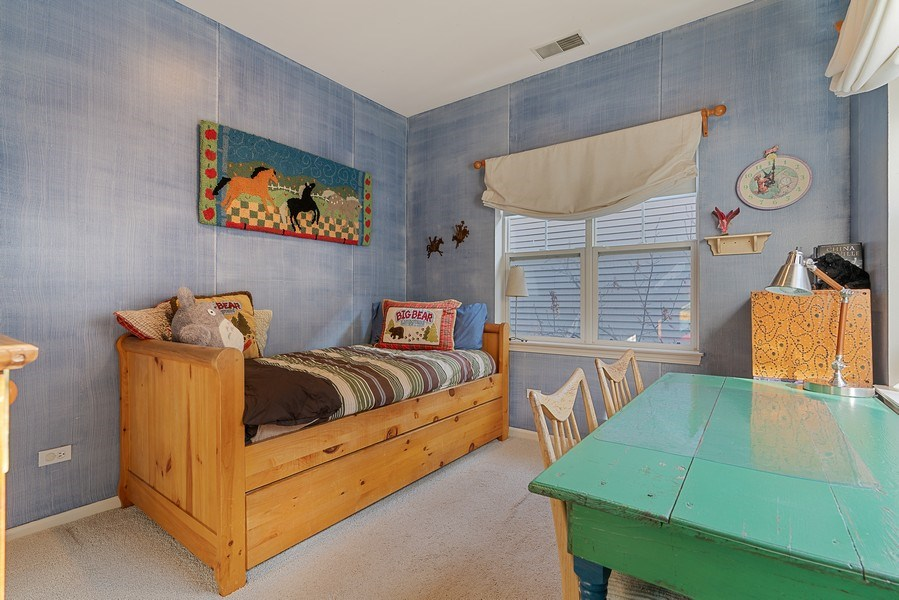 Real Estate Photography - 1524 N North Park Ave, Chicago, IL, 60610 - 3rd Bedroom