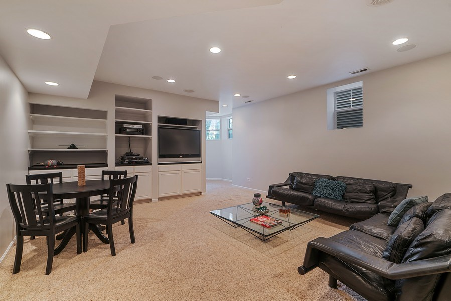 Real Estate Photography - 1524 N North Park Ave, Chicago, IL, 60610 - Lower Level