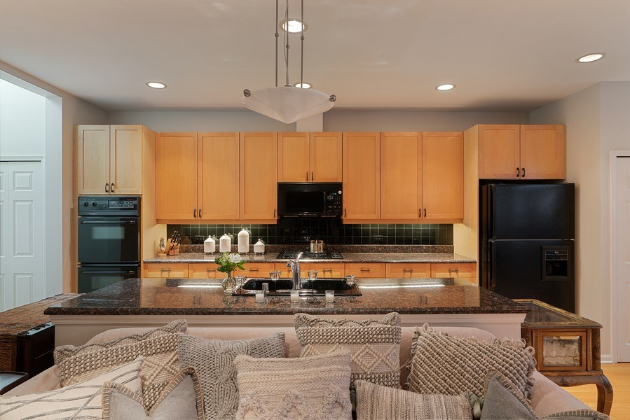 Real Estate Photography - 1524 N North Park Ave, Chicago, IL, 60610 - Kitchen