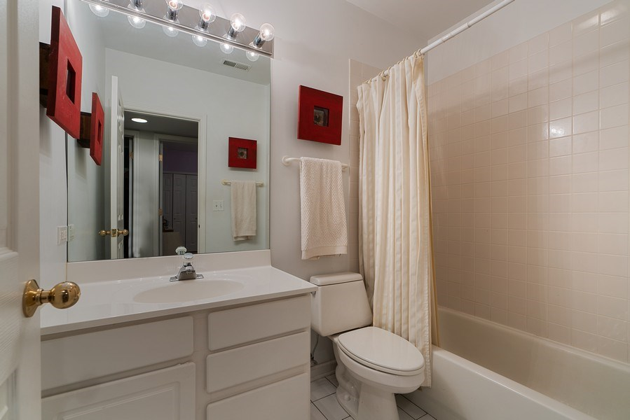 Real Estate Photography - 1524 N North Park Ave, Chicago, IL, 60610 - 2nd Bathroom