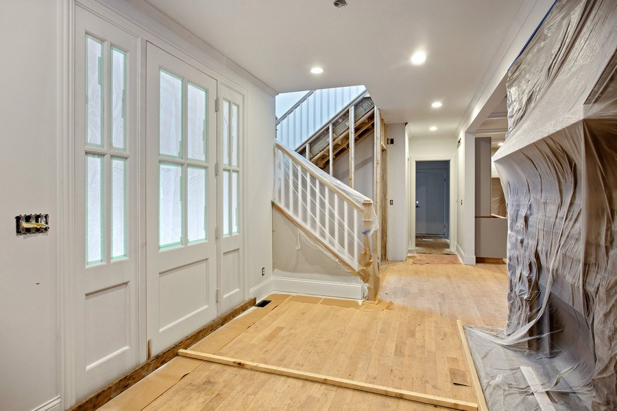 Real Estate Photography - 45328 Fairway Dr, Perkins, Grand Beach, MI, 49117 - Foyer