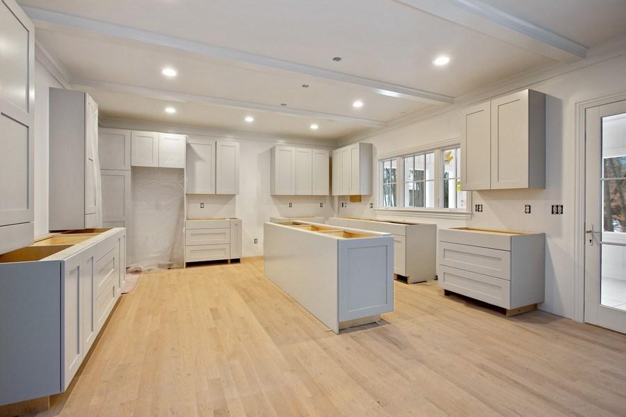 Real Estate Photography - 45328 Fairway Dr, Perkins, Grand Beach, MI, 49117 - Kitchen