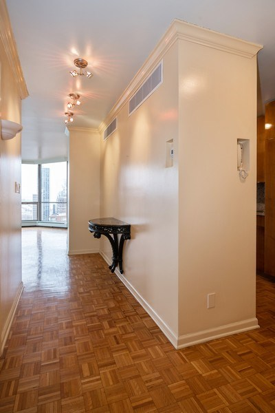 Real Estate Photography - 1310 N. Ritchie Ct., 27A, Chicago, IL, 60611 - Hallway