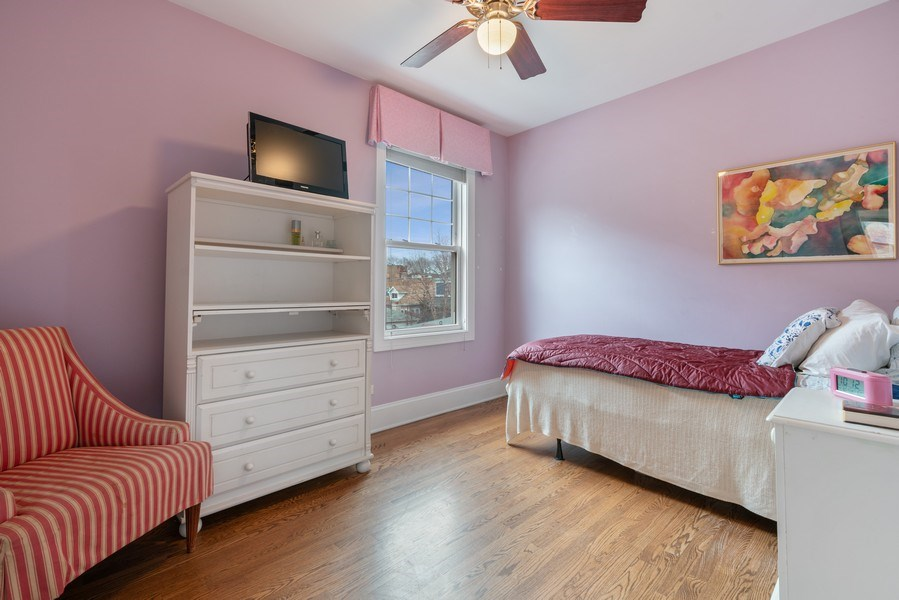 Real Estate Photography - 3903 N Lawndale Ave, Chicago, IL, 60618 - 3rd Bedroom