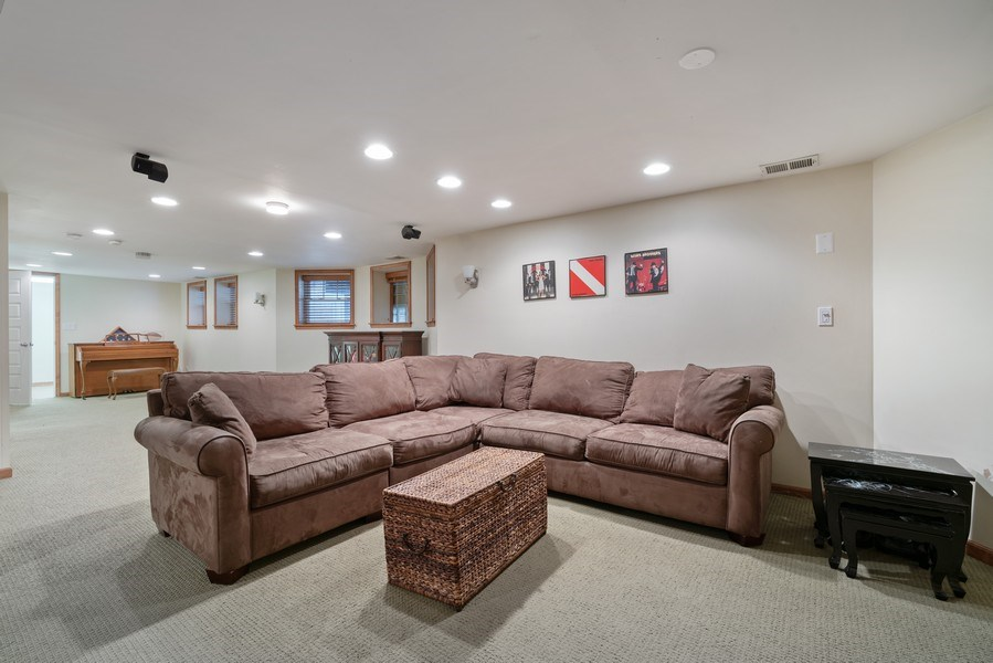Real Estate Photography - 3903 N Lawndale Ave, Chicago, IL, 60618 - Lower Level