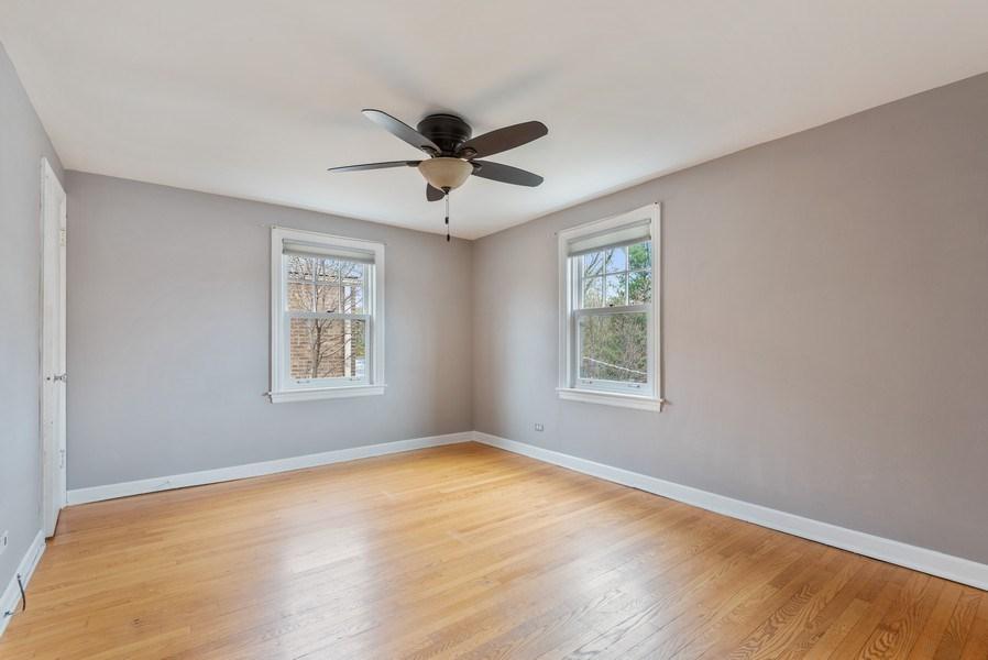 Real Estate Photography - 1621 Brummel St, Evanston, IL, 60202 - Bedroom