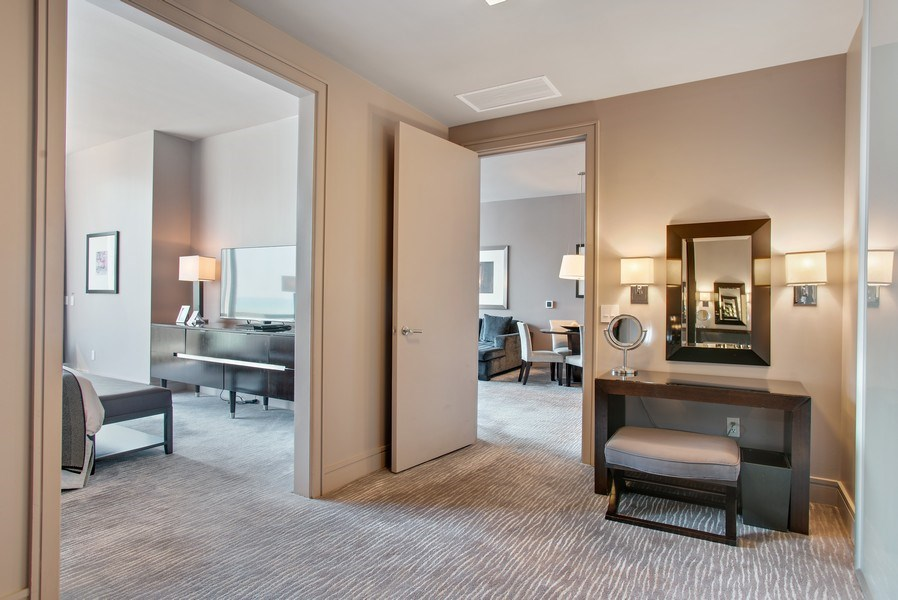 Real Estate Photography - 401 N Wabash #2642, Chicago, IL, 60611 - Location 1