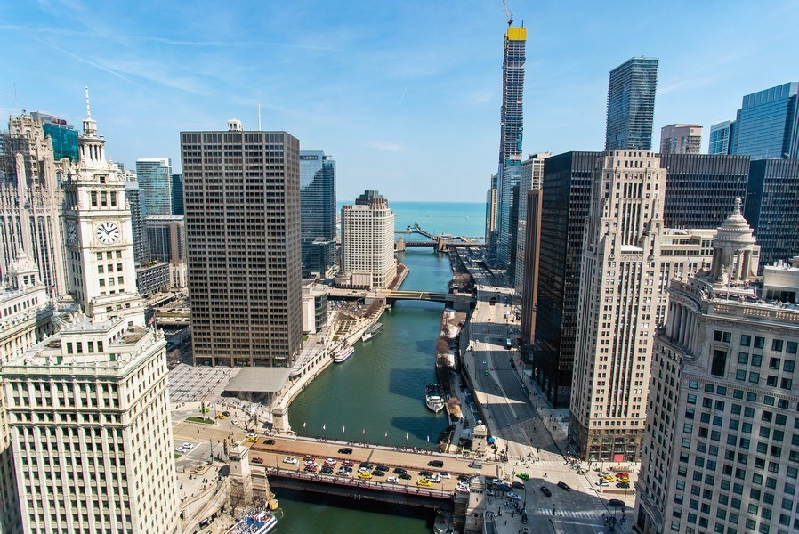 Real Estate Photography - 401 N Wabash #2642, Chicago, IL, 60611 - View