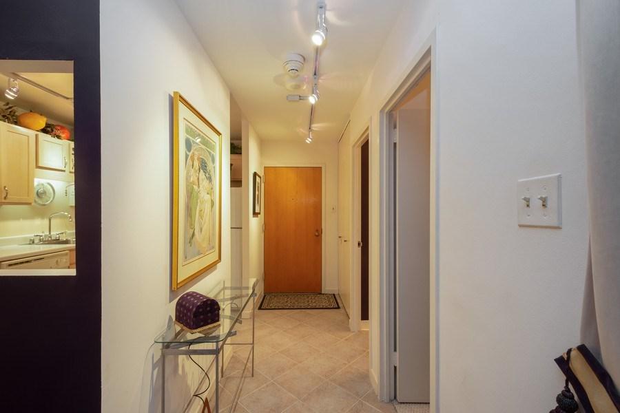 Real Estate Photography - 211 E Ohio, Unit 505, Chicago, IL, 60611 - Foyer