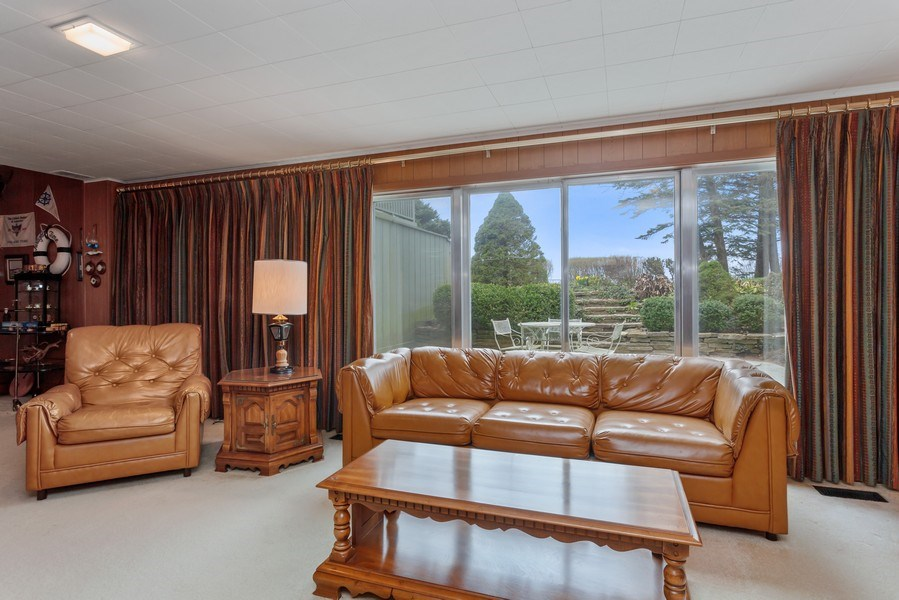 Real Estate Photography - 11791 Marquette Drive, New Buffalo, MI, 49117 - Family Room
