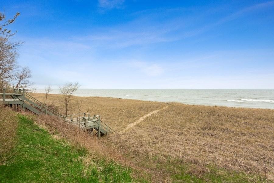 Real Estate Photography - 11791 Marquette Drive, New Buffalo, MI, 49117 - Lake