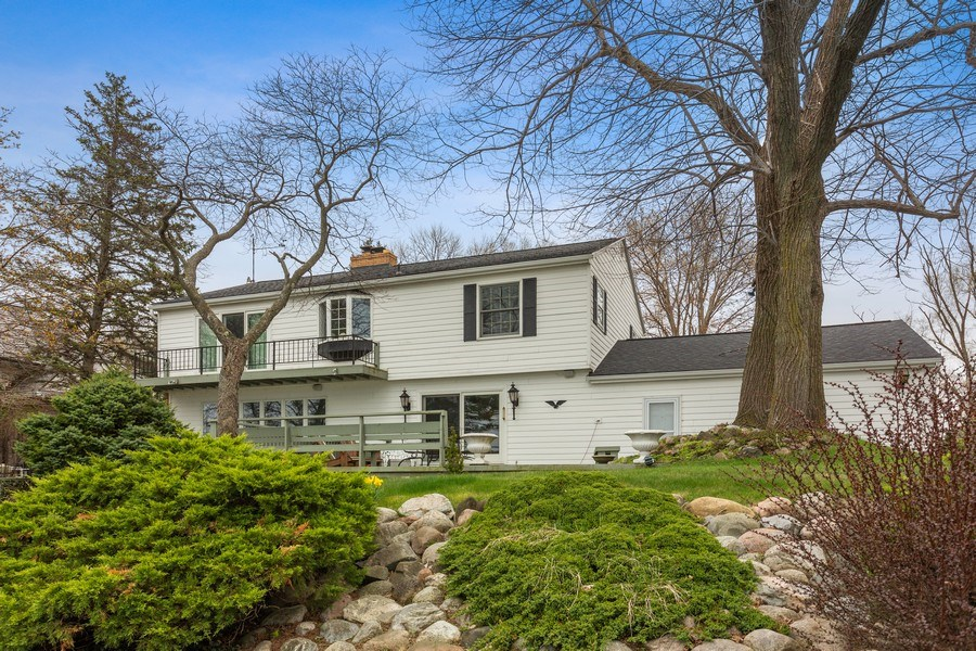Real Estate Photography - 11791 Marquette Drive, New Buffalo, MI, 49117 - Rear View