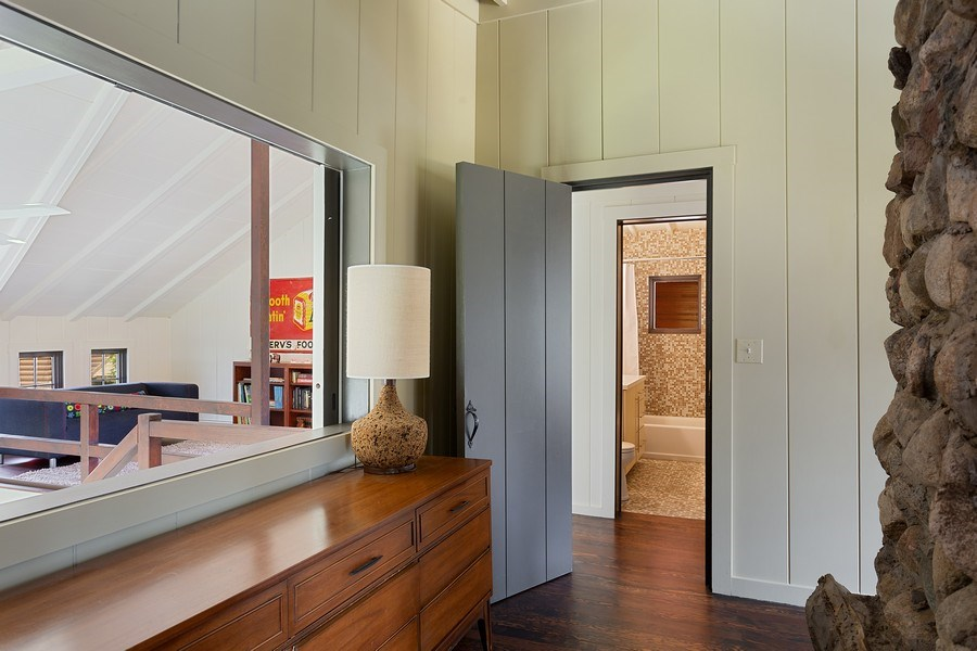 Real Estate Photography - 3922 Michiana Drive, New Buffalo, MI, 49117 - Bonus Space in Bedroom #4