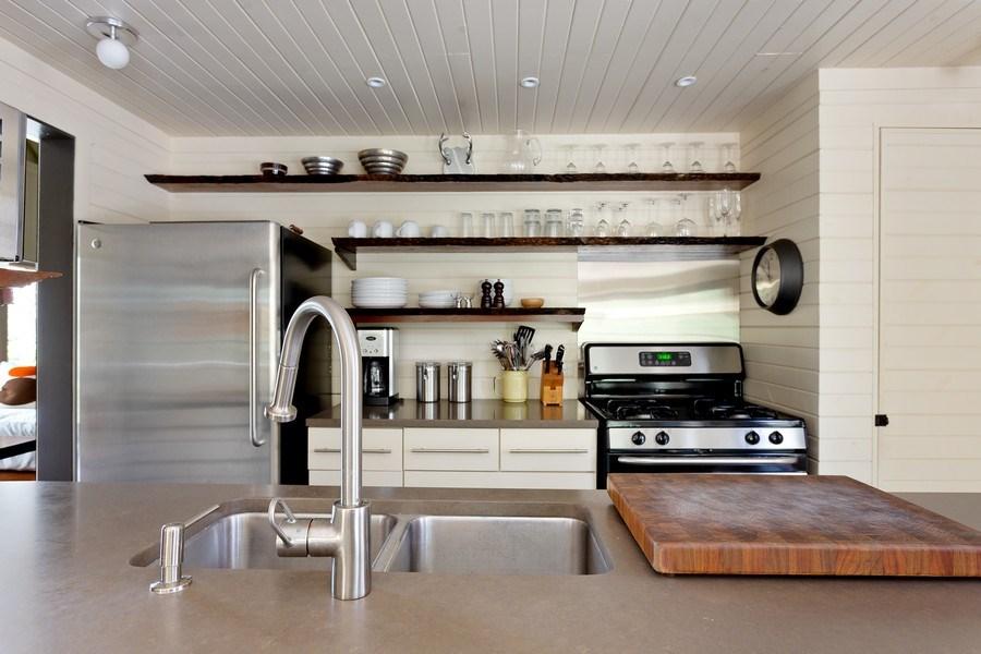 Real Estate Photography - 3922 Michiana Drive, New Buffalo, MI, 49117 - Kitchen