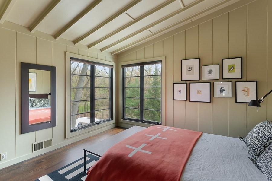 Real Estate Photography - 3922 Michiana Drive, New Buffalo, MI, 49117 - Bedroom #3 Second Floor