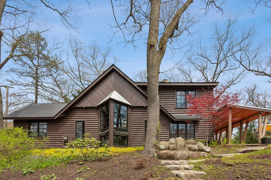 Real Estate Photography - 3922 Michiana Drive, New Buffalo, MI, 49117 - Front View