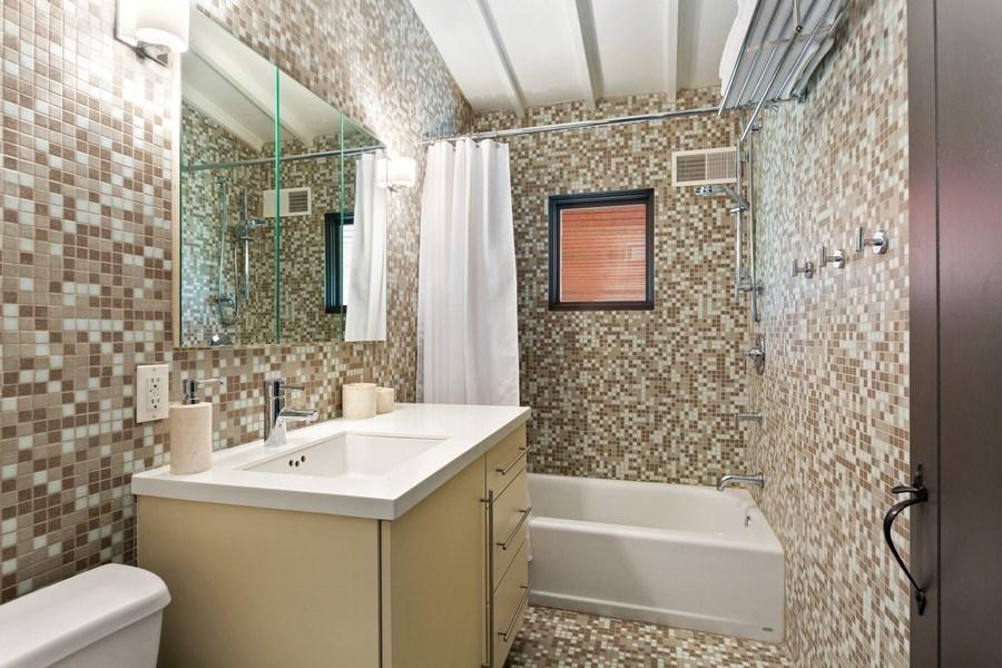 Real Estate Photography - 3922 Michiana Drive, New Buffalo, MI, 49117 - Bathroom Second Floor