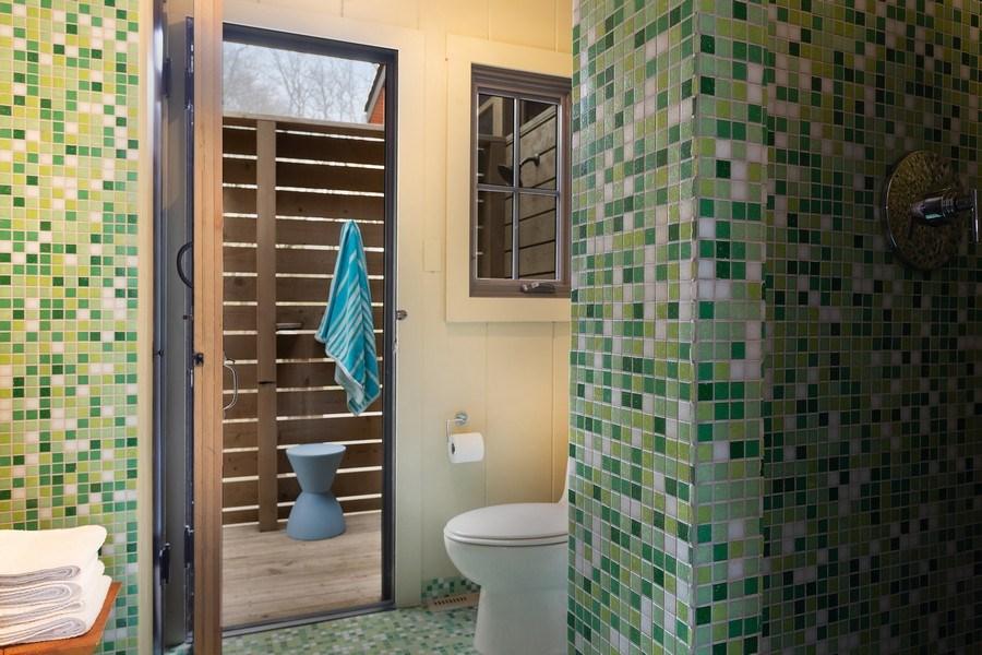Real Estate Photography - 3922 Michiana Drive, New Buffalo, MI, 49117 - Bath Main Floor