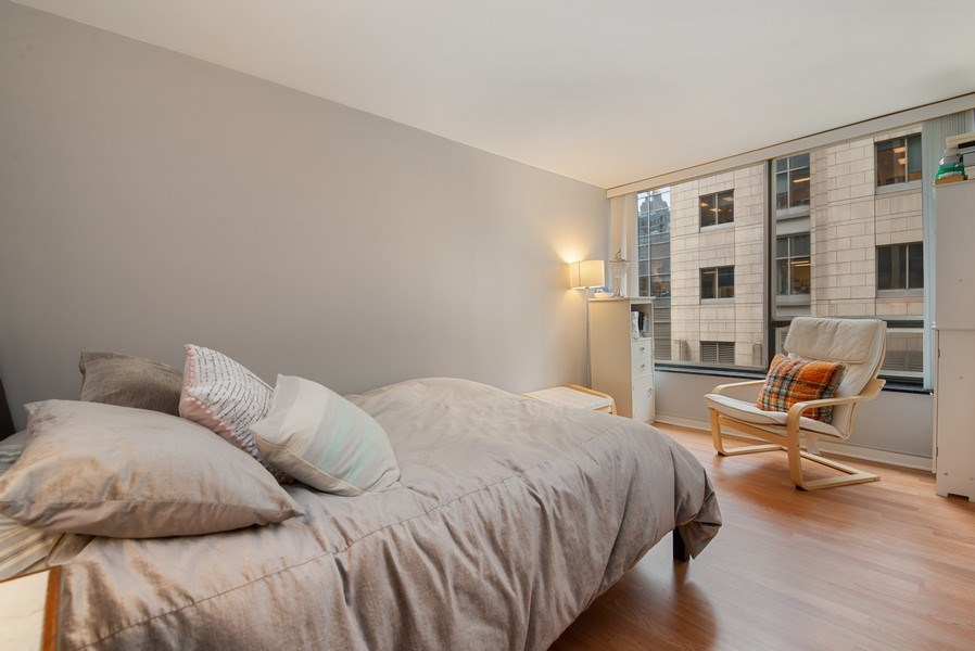 Real Estate Photography - 233 E. Erie, #902, Chicago, IL, 60611 - Bedroom
