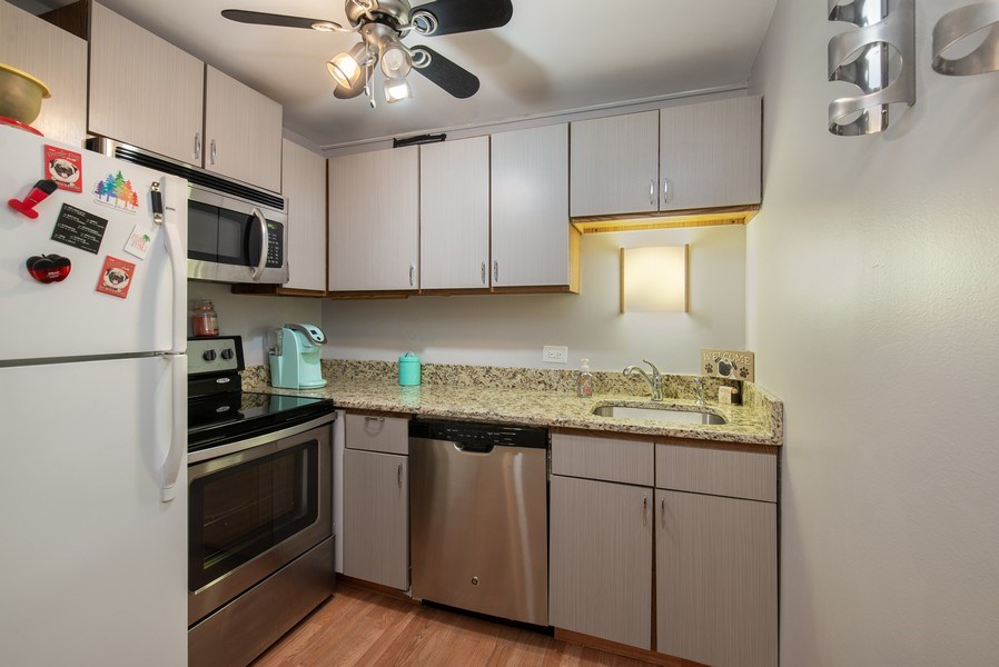 Real Estate Photography - 233 E. Erie, #902, Chicago, IL, 60611 - Kitchen