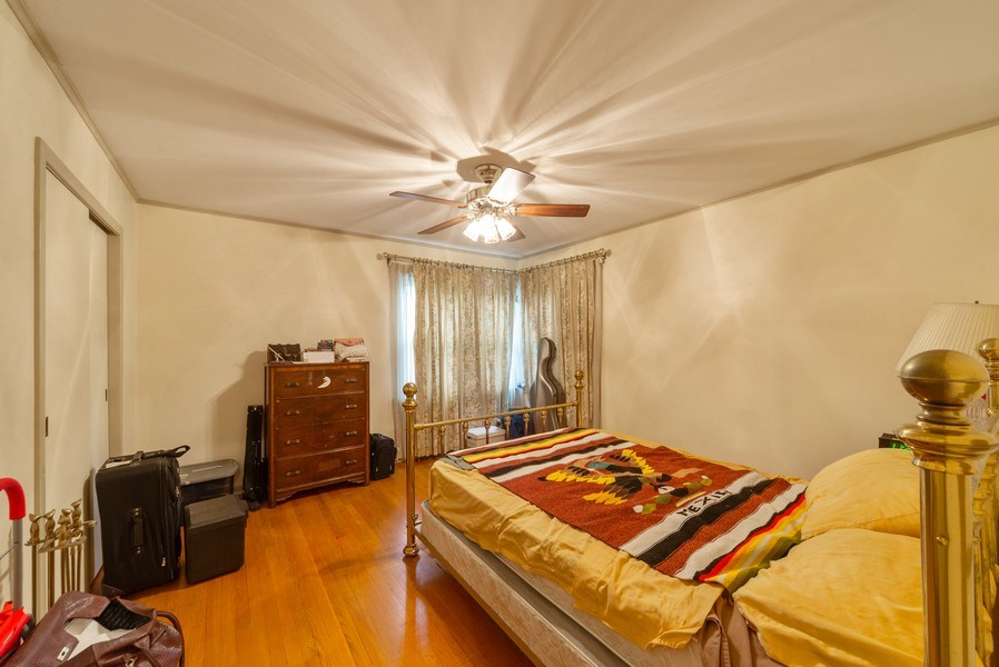 Real Estate Photography - 1887 Fenton Lane, Park Ridge, IL, 60068 - Master Bedroom