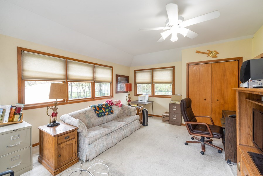 Real Estate Photography - 1887 Fenton Lane, Park Ridge, IL, 60068 - Den