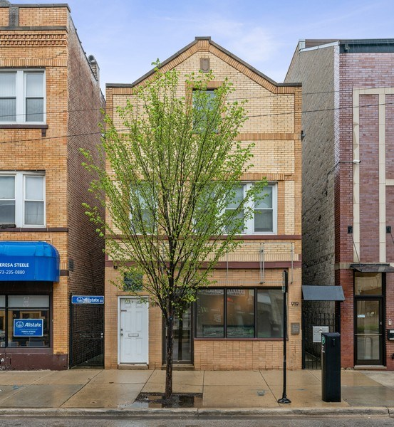 Real Estate Photography - 919 N. Ashland Ave, Chicago, IL, 60622 - Front View
