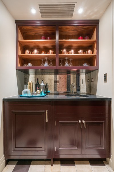 Real Estate Photography - 55 W. Schiller, Chicago, IL, 60610 - Bar