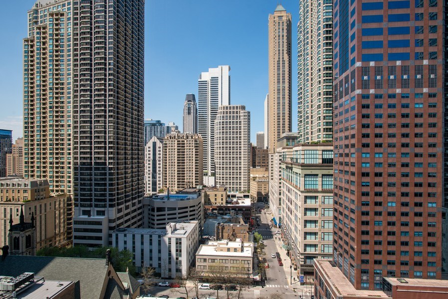 Real Estate Photography - 55 E Erie #1803, Chicago, IL, 60611 - View