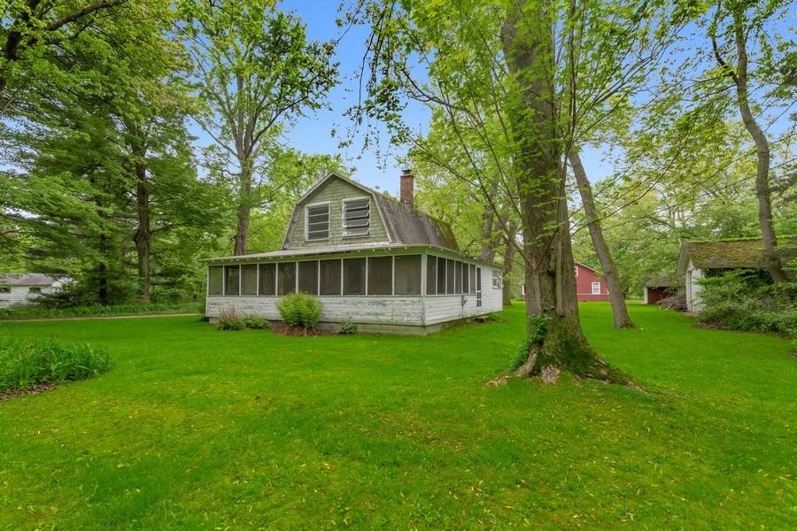 Real Estate Photography - 8691 Thomas Road, Lakeside, MI, 49116 - Side View