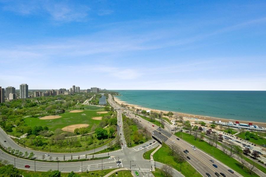 Real Estate Photography - 1550 N Lake Shore, Unit 28E, Chicago, IL, 60610 - View