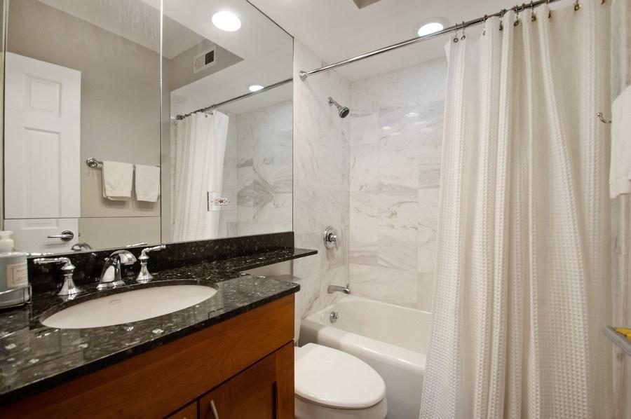 Real Estate Photography - 1550 N Lake Shore, Unit 28E, Chicago, IL, 60610 - Bathroom