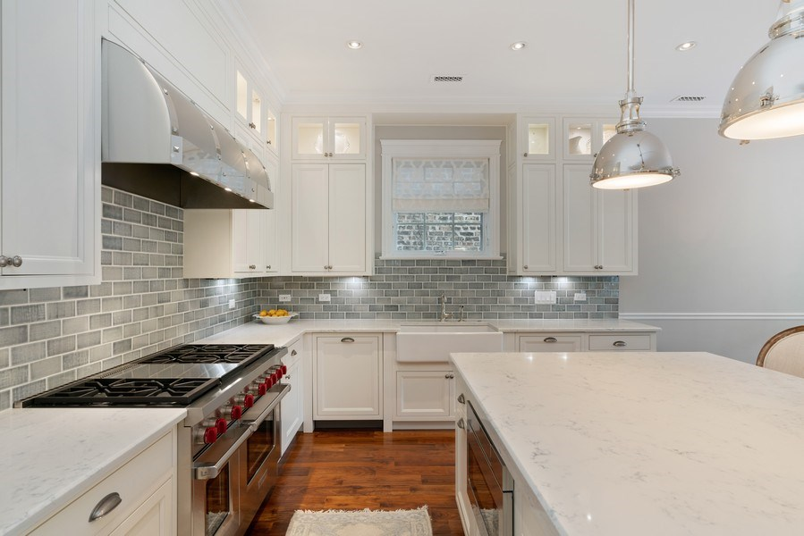 Real Estate Photography - 731 W. Melrose, #2, Chicago, IL, 60657 - Kitchen