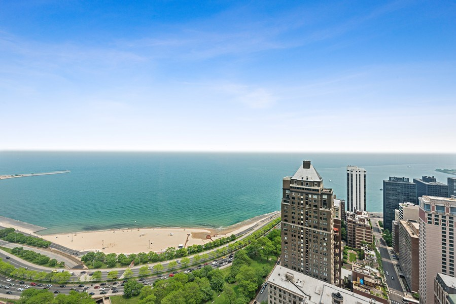 Real Estate Photography - 950 N Michigan Ave, 3605, Chicago, IL, 60611 - Lake View
