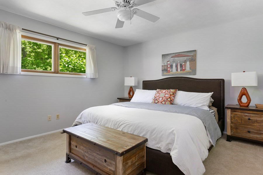Real Estate Photography - 13892 Lakewood Drive, Harbert, MI, 49115 - 2nd Bedroom