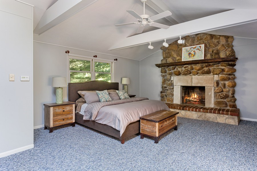 Real Estate Photography - 13892 Lakewood Drive, Harbert, MI, 49115 - Master Bedroom