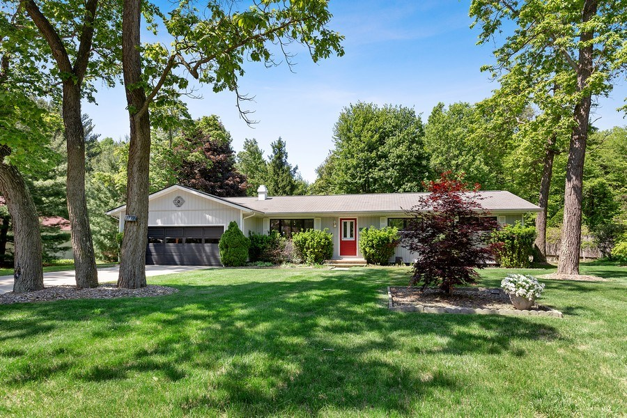 Real Estate Photography - 13892 Lakewood Drive, Harbert, MI, 49115 - Front View-Exterior