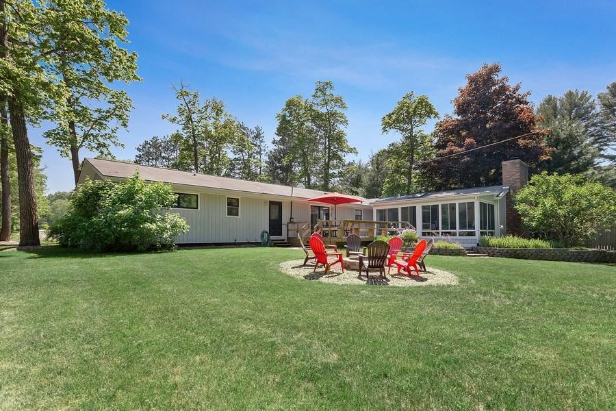 Real Estate Photography - 13892 Lakewood Drive, Harbert, MI, 49115 - Exterior Backyard