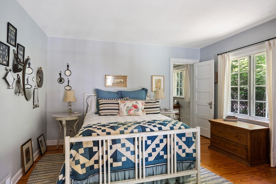 Real Estate Photography - 15120 Lakeshore Road, Lakeside, MI, 49116 - 2nd Bedroom