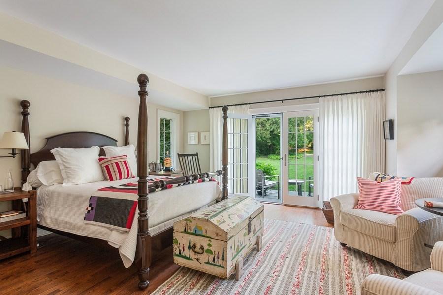 Real Estate Photography - 15120 Lakeshore Road, Lakeside, MI, 49116 - Master Bedroom