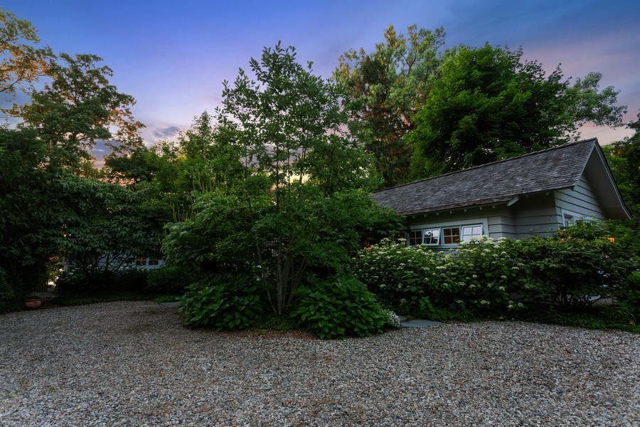 Real Estate Photography - 15120 Lakeshore Road, Lakeside, MI, 49116 - View from Parking