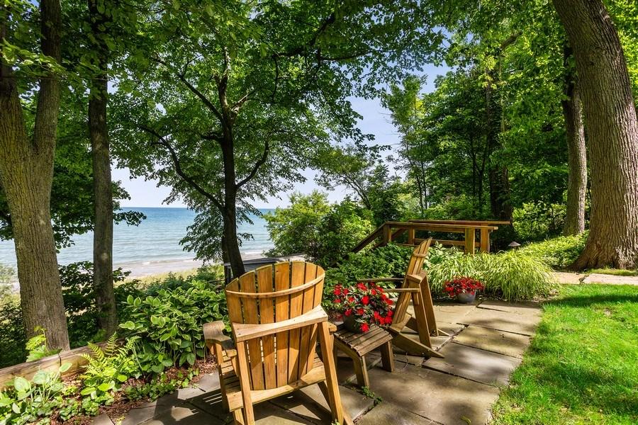 Real Estate Photography - 15120 Lakeshore Road, Lakeside, MI, 49116 - Lake Overlook