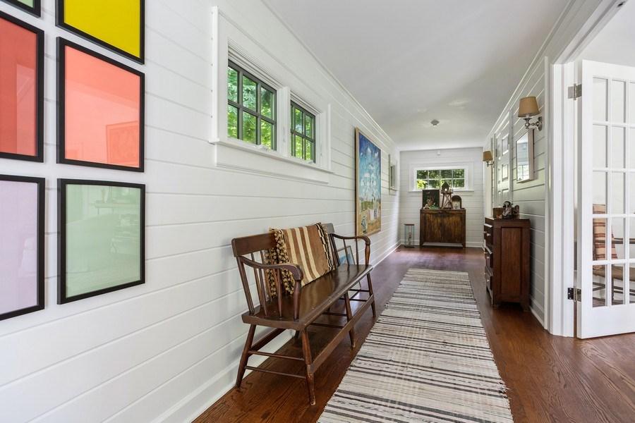 Real Estate Photography - 15120 Lakeshore Road, Lakeside, MI, 49116 - Gallery Hallway