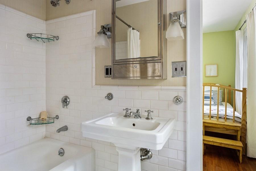 Real Estate Photography - 15120 Lakeshore Road, Lakeside, MI, 49116 - Full Bathroom #2