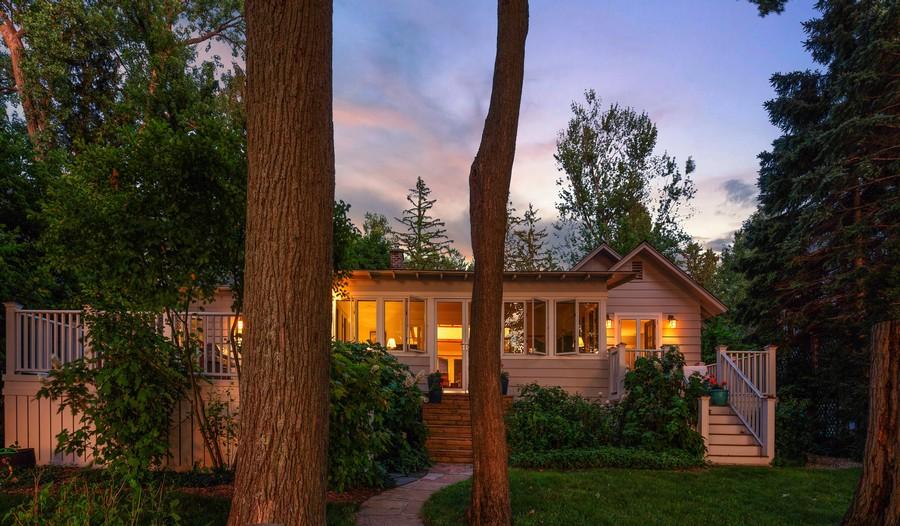 Real Estate Photography - 15120 Lakeshore Road, Lakeside, MI, 49116 - Lakeside View of Home