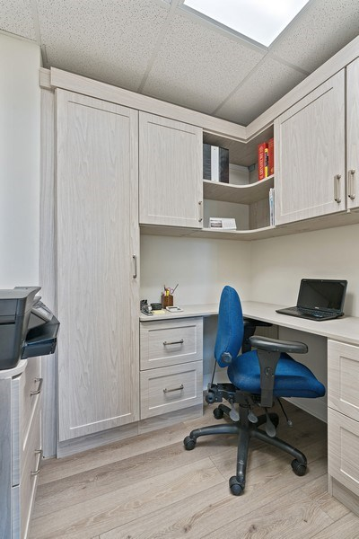 Real Estate Photography - 3530 N. Lake Shore, #8A, Chicago, IL, 60657 - Office