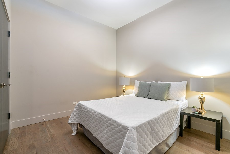 Real Estate Photography - 1904 W. Division, #2N, Chicago, IL, 60622 - 3rd Bedroom