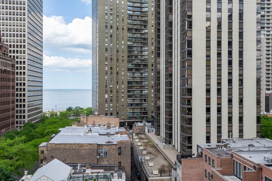 Real Estate Photography - 33 E Cedar, Unit 11 A, Chicago, IL, 60611 - View