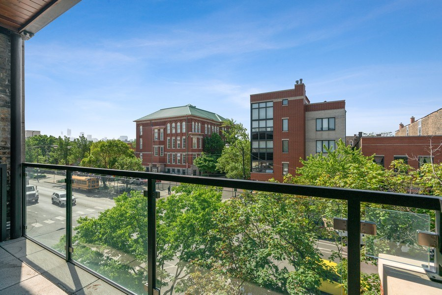 Real Estate Photography - 1904 W. Division, #3S, Chicago, IL, 60622 - View
