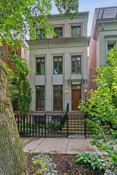 Real Estate Photography - 1905 N. Howe, Chicago, IL, 60614 - Front View